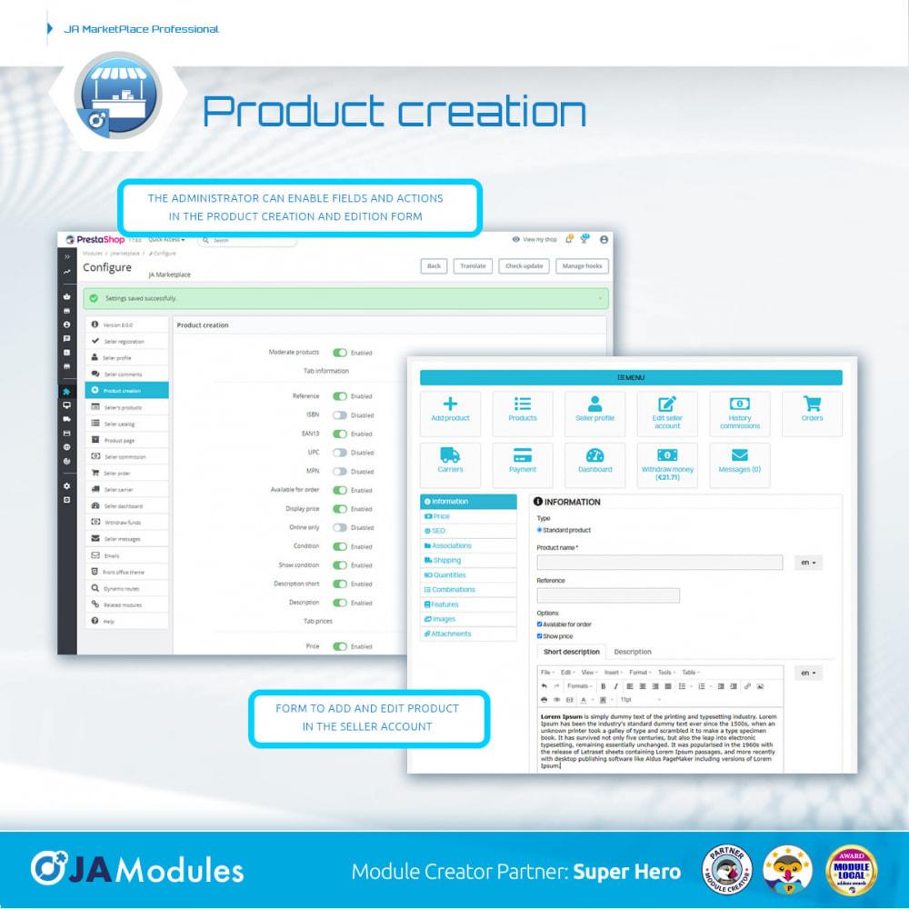 module - Marketplace Erstellen - JA Marketplace - 10