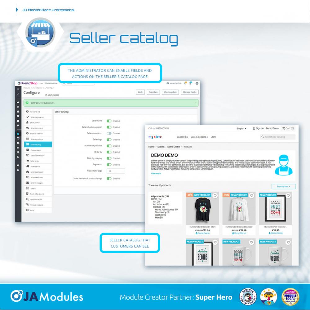 module - Marketplace Erstellen - JA Marketplace - 12