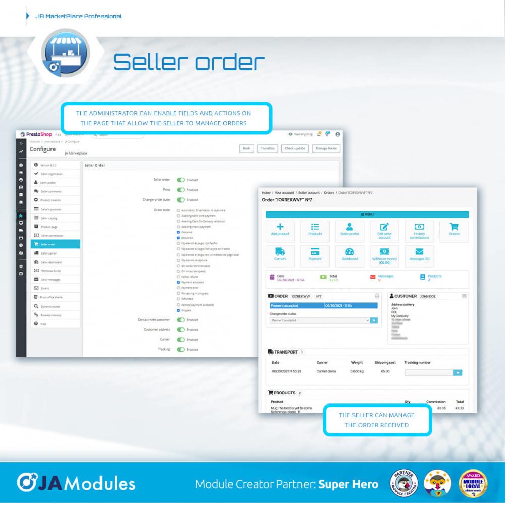 module - Marketplace Erstellen - JA Marketplace - 16