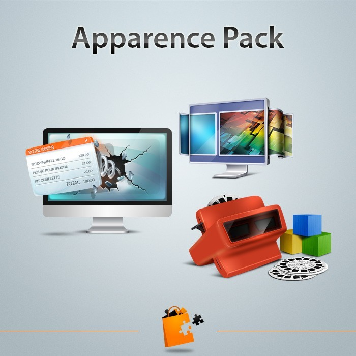 pack - As ofertas do momento - Economize! - Apparence - 1