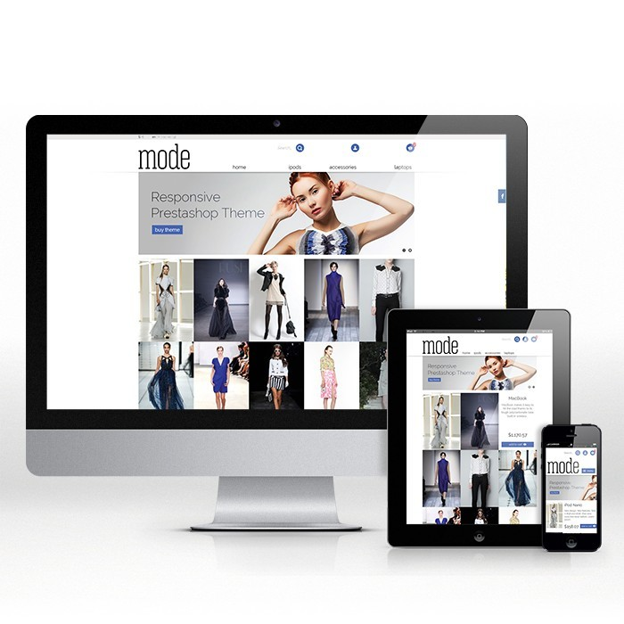 theme - Moda & Calzature - 01 Mode - 1