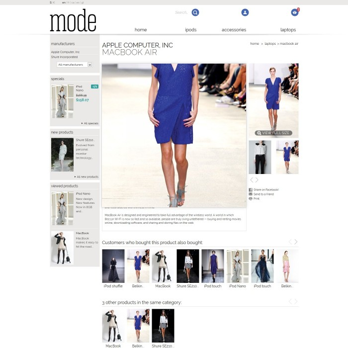 theme - Moda & Calzature - 01 Mode - 7