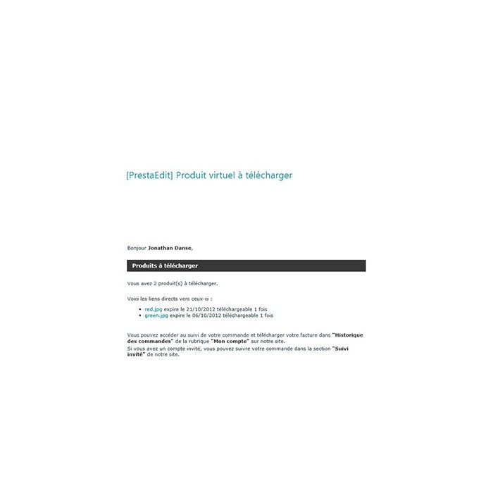 module - Productos Digitales (de descarga) - Virtual products with combinations - 18