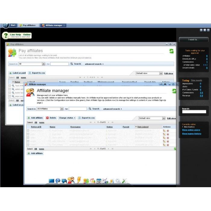 module - Платная поисковая оптимизация - Post Affiliate Pro - 2
