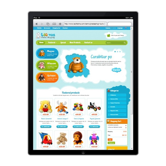 theme - Enfants & Jouets - Leo Toys - 2