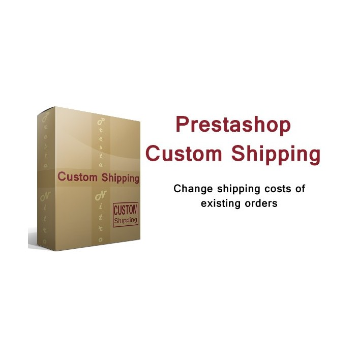 module - Shipping Costs - Custom Shipping - 4