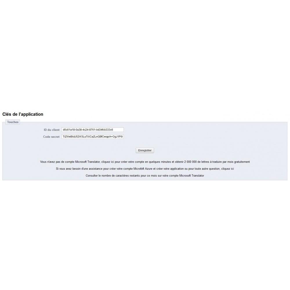 module - International & Localisation - Traduire tout 1 click - 3