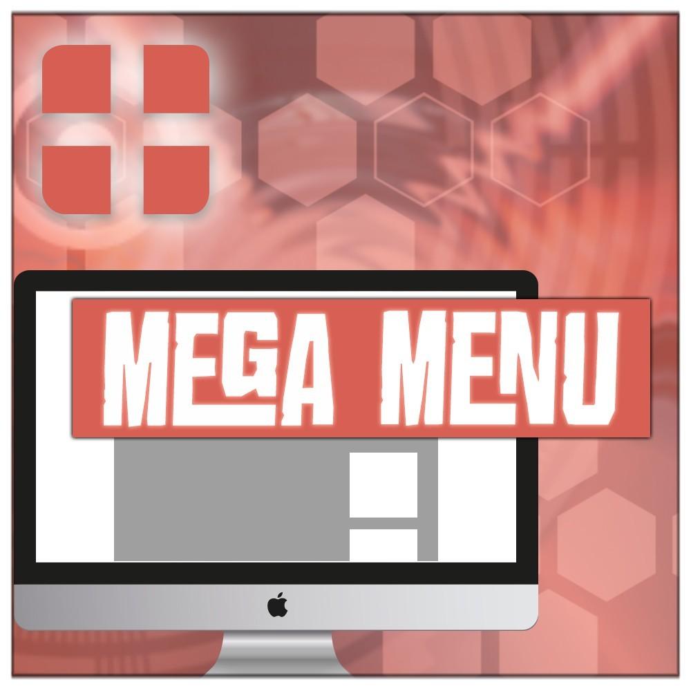 module - Menú - Mega Menu - 1