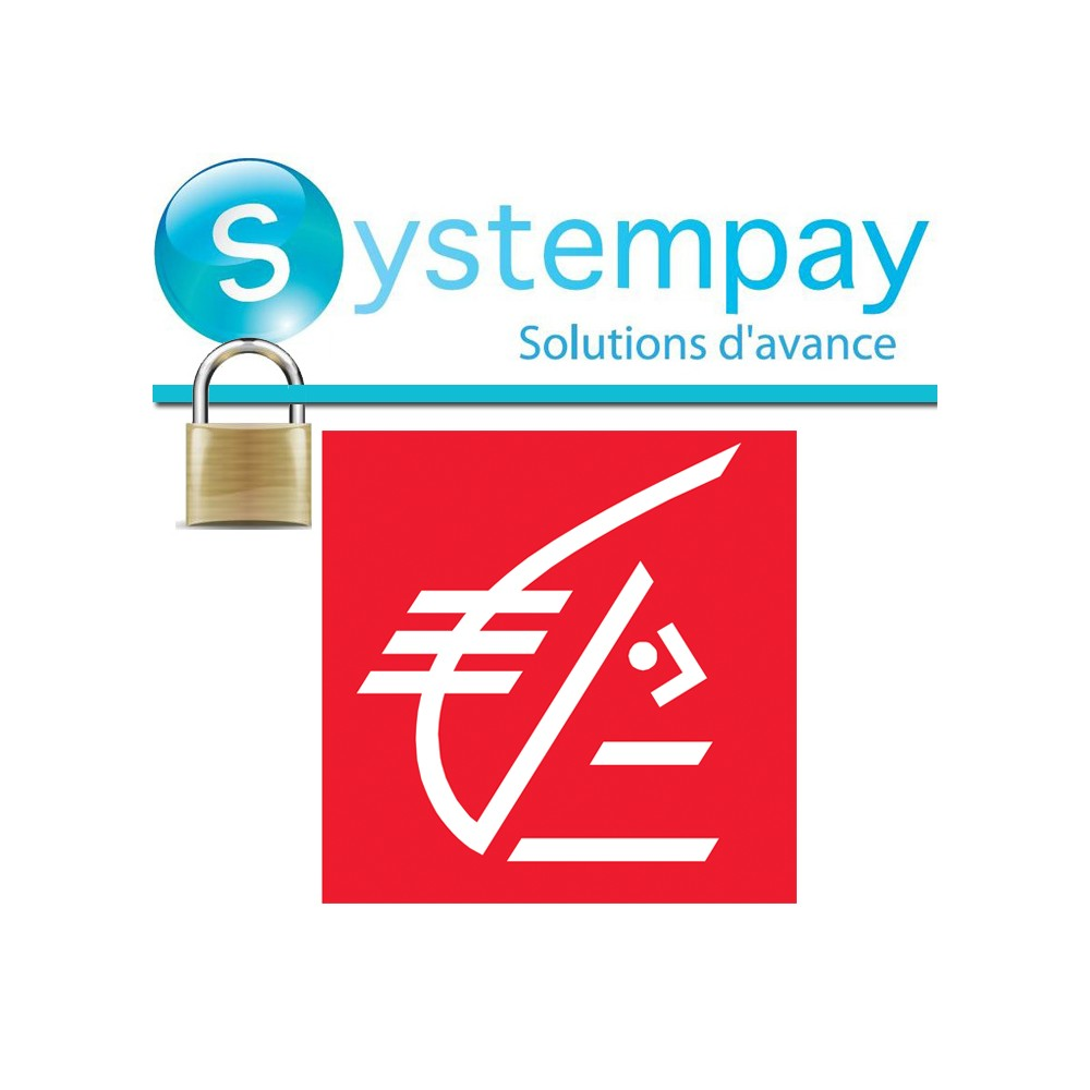 module - Zahlung per Kreditkarte oder Wallet - Caisse d'Epargne - SystemPay - 1