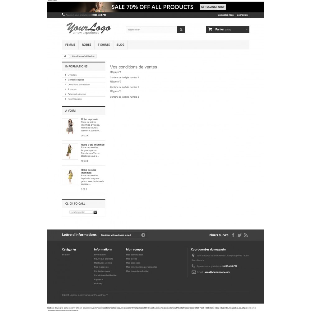 module - Prodotti su Home - Push Products on CMS Pages - 3