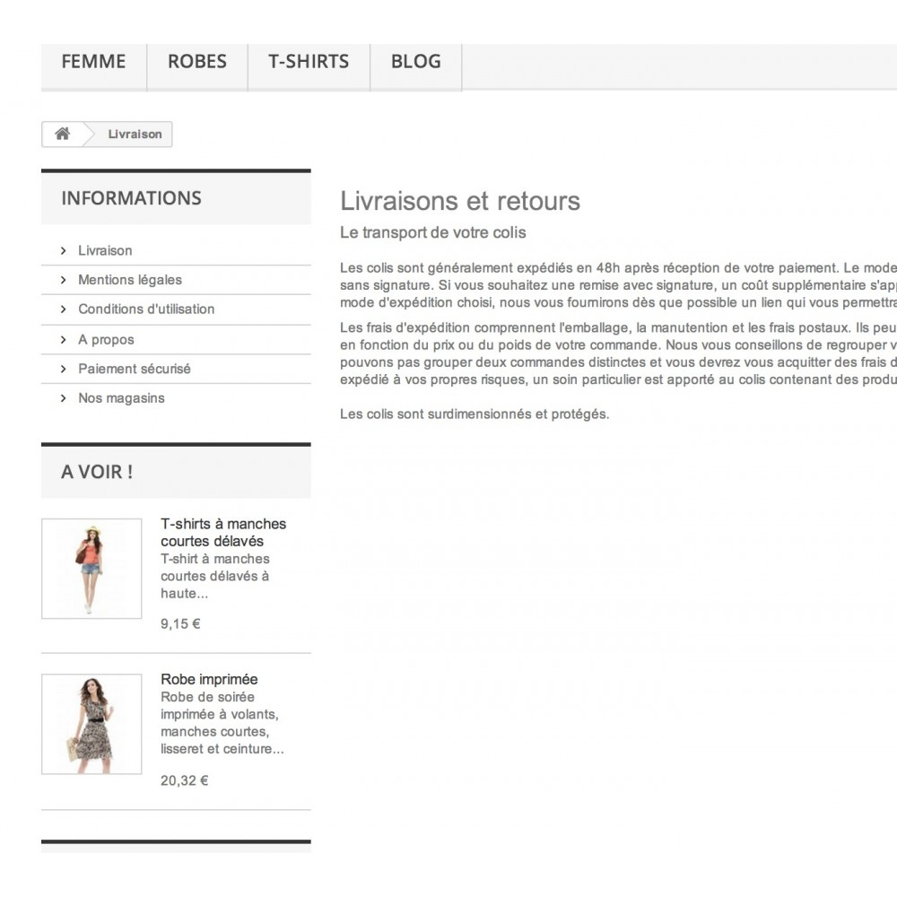 module - Prodotti su Home - Push Products on CMS Pages - 4