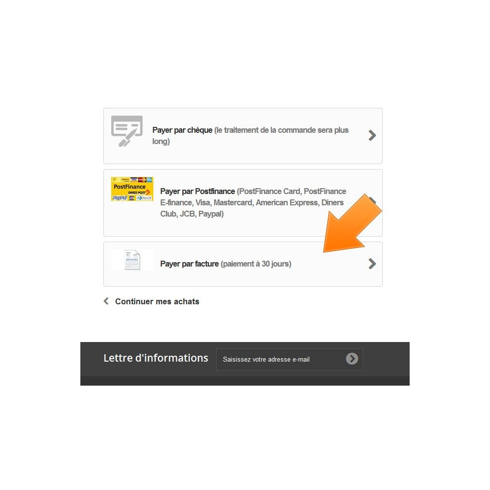 module - Zahlung auf Rechnung - Payment by Invoice - 2