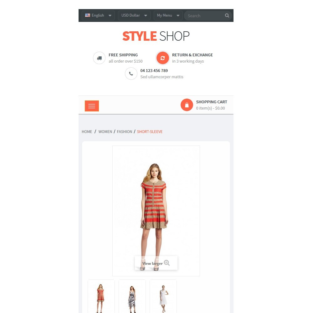 theme - Mode & Schoenen - Leo StyleShop - 9
