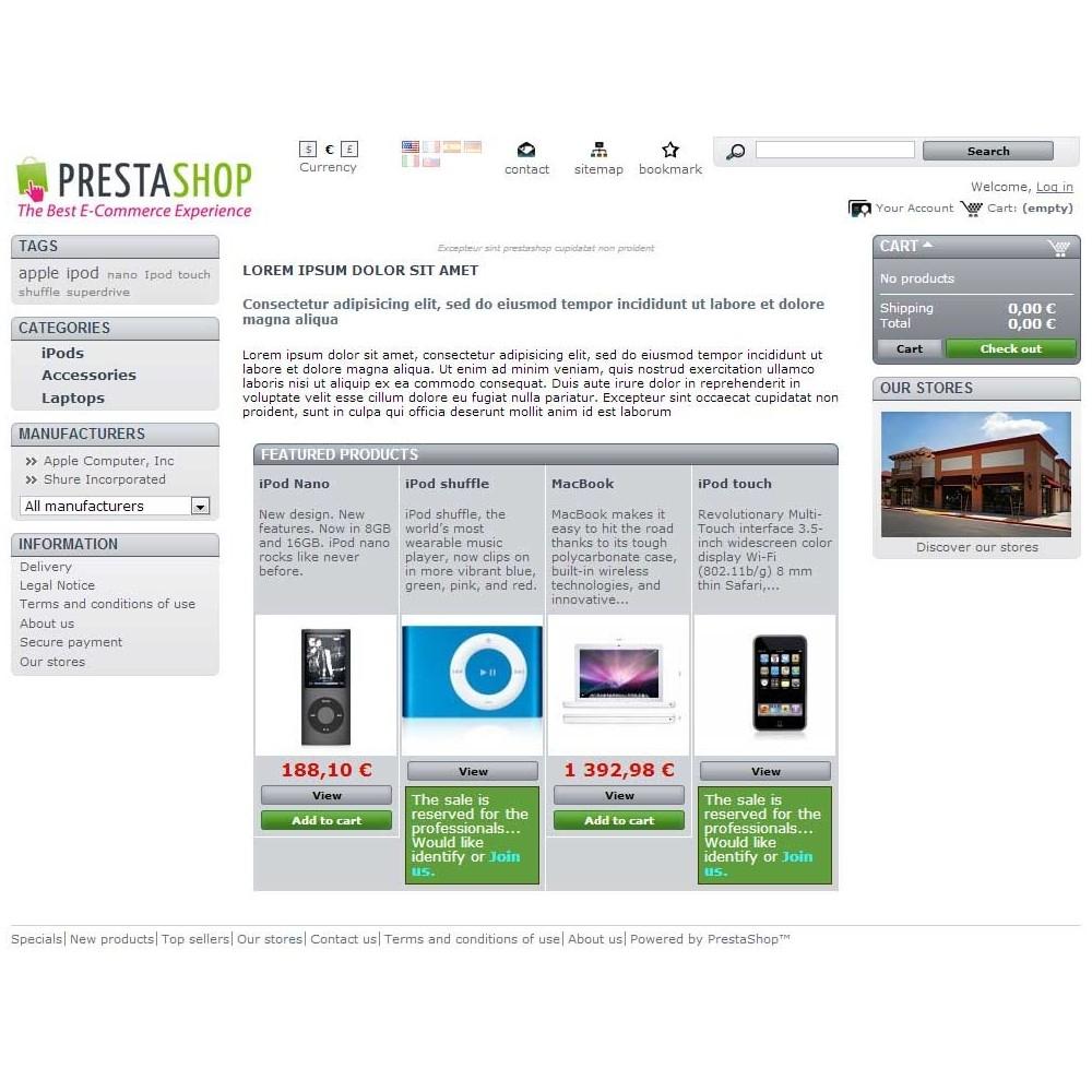 module - Preisverwaltung - Price hide Pro - 16