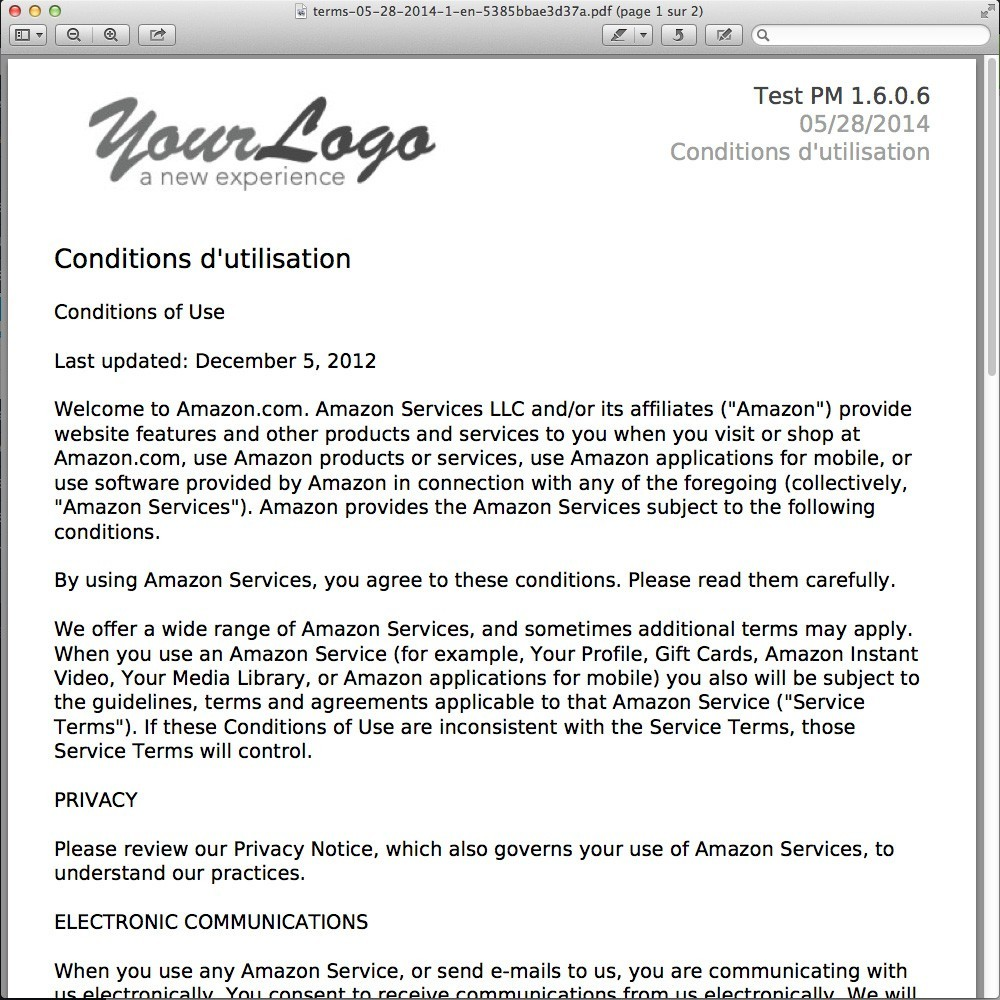 Reliefworkersus  Picturesque Terms On Invoice  Hamon Law  Prestashop Addons With Goodlooking Module  Legal  Terms On Invoice  Hamon Law   With Archaic Official Receipt Meaning Also Free Rent Receipts Templates In Addition How To Make A Receipt Template And Receipts Format As Well As How To Fake Receipts Additionally Cash Receipt Book Template From Addonsprestashopcom With Reliefworkersus  Goodlooking Terms On Invoice  Hamon Law  Prestashop Addons With Archaic Module  Legal  Terms On Invoice  Hamon Law   And Picturesque Official Receipt Meaning Also Free Rent Receipts Templates In Addition How To Make A Receipt Template From Addonsprestashopcom