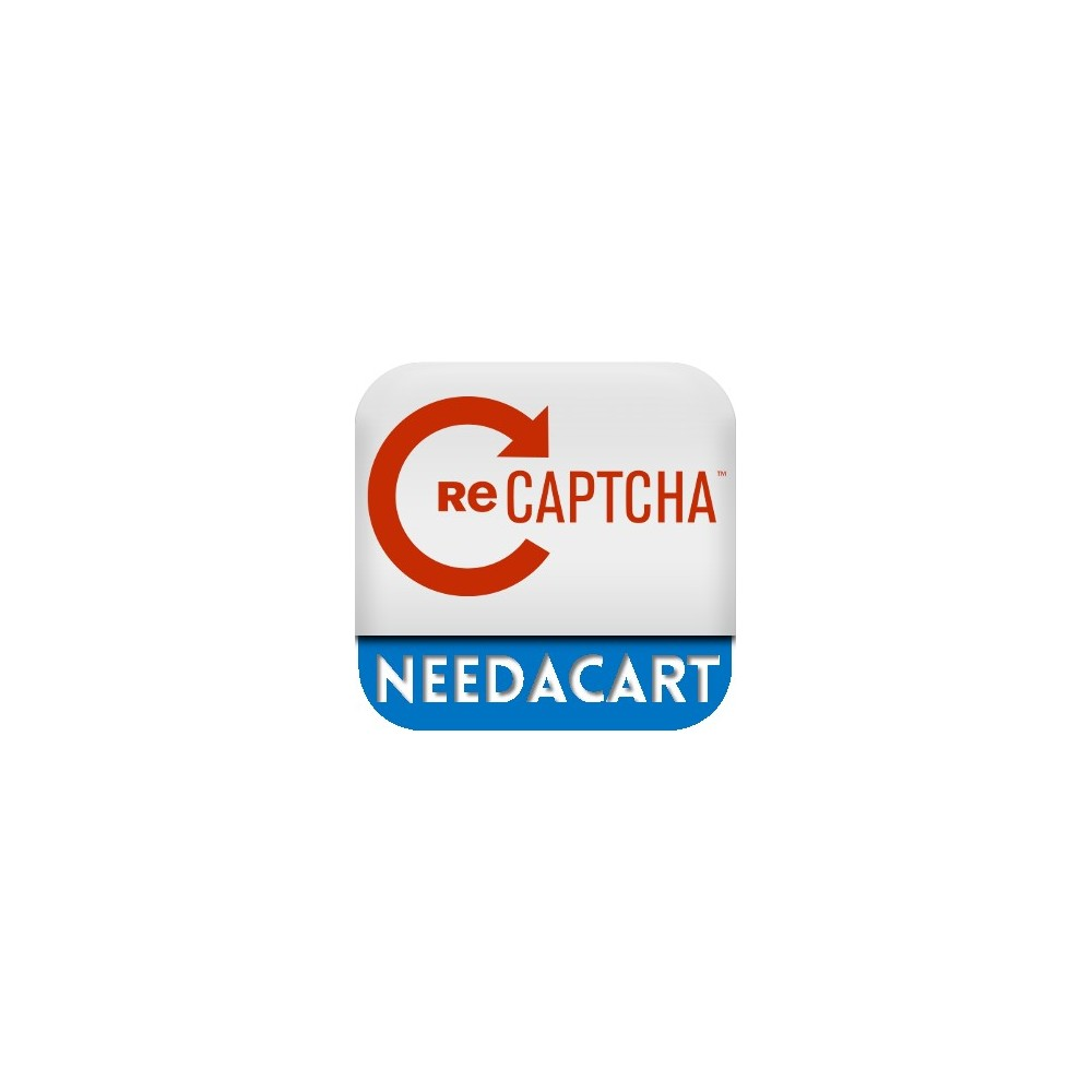 module - Seguridad y Accesos - Contact, register, login reCAPTCHA - 1
