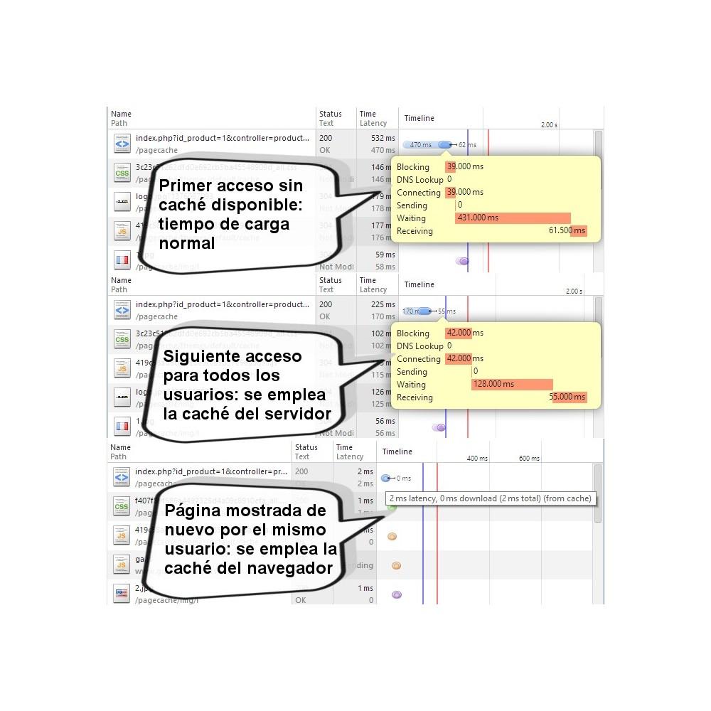 module - Rendimiento del sitio web - Page Cache Ultimate - 3
