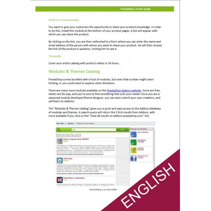 other - Benutzerhandbuchs - PrestaShop 1.4 User Guide - 2