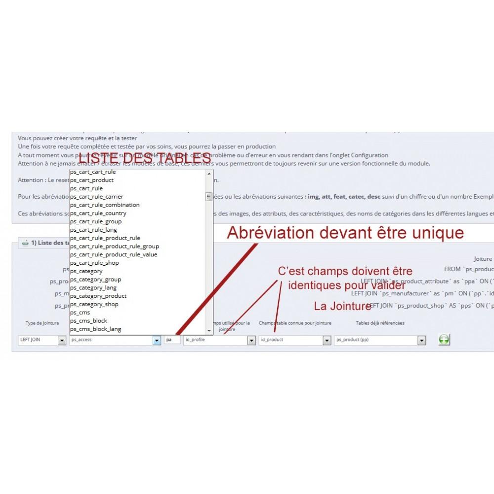 module - Import & Export de données - EXPORT CATALOGUE AU FORMAT CSV - CSVLS2 - 10