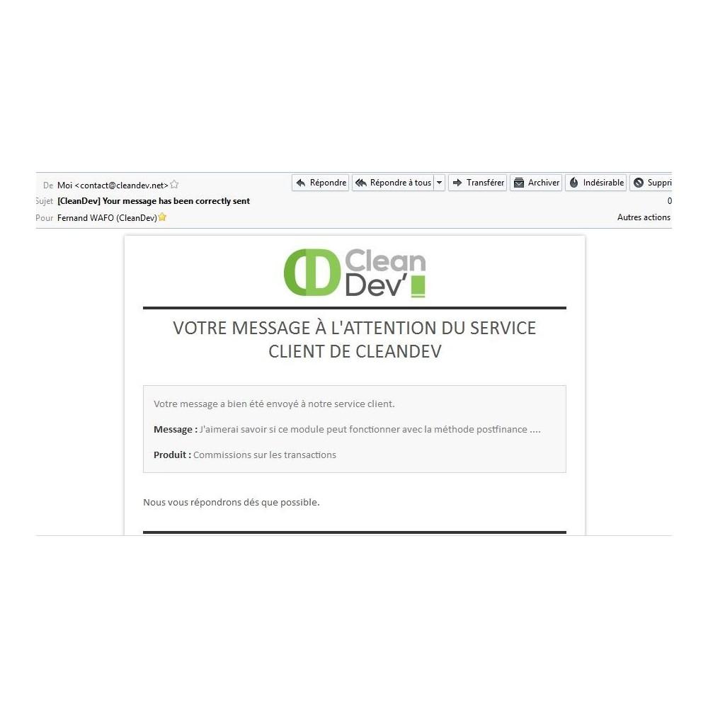 module - Formulaires de Contact & Sondages - Renseignements, questions, devis sur un produit - 11