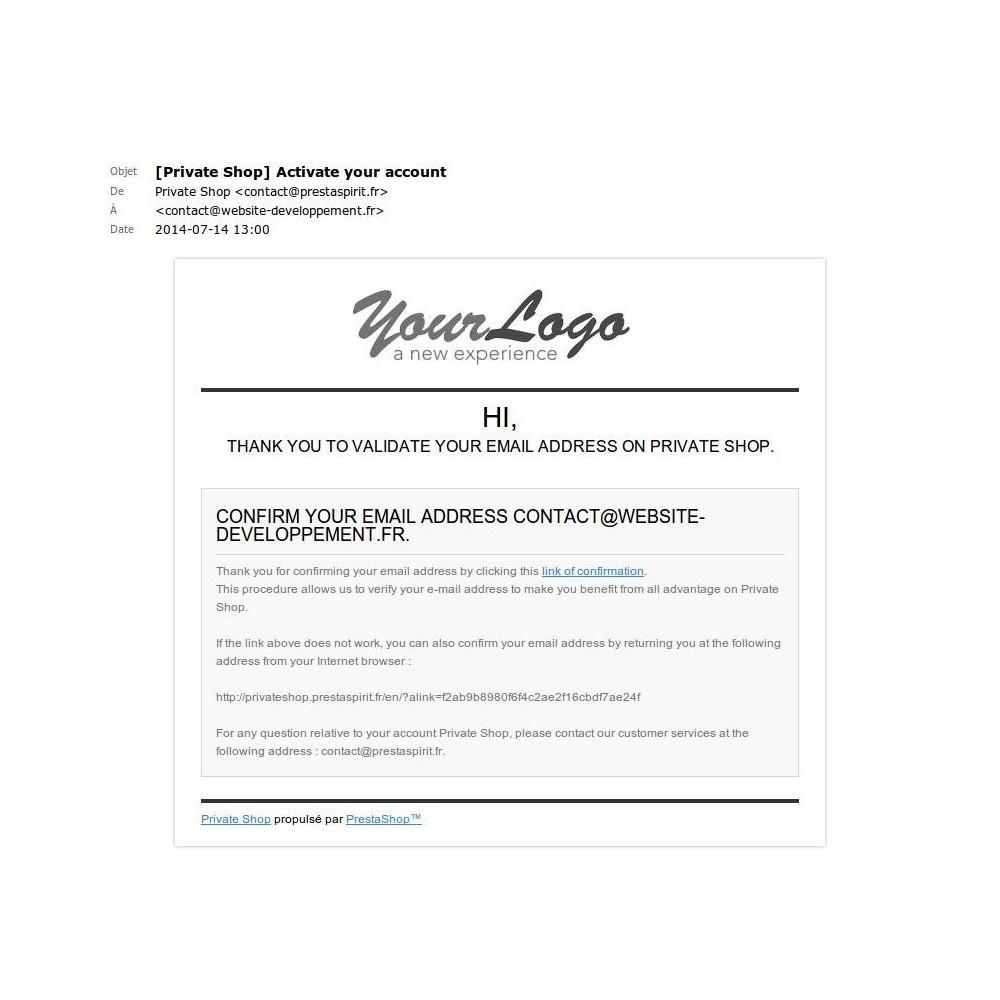 module - Security & Access - Private Shop Access - 29
