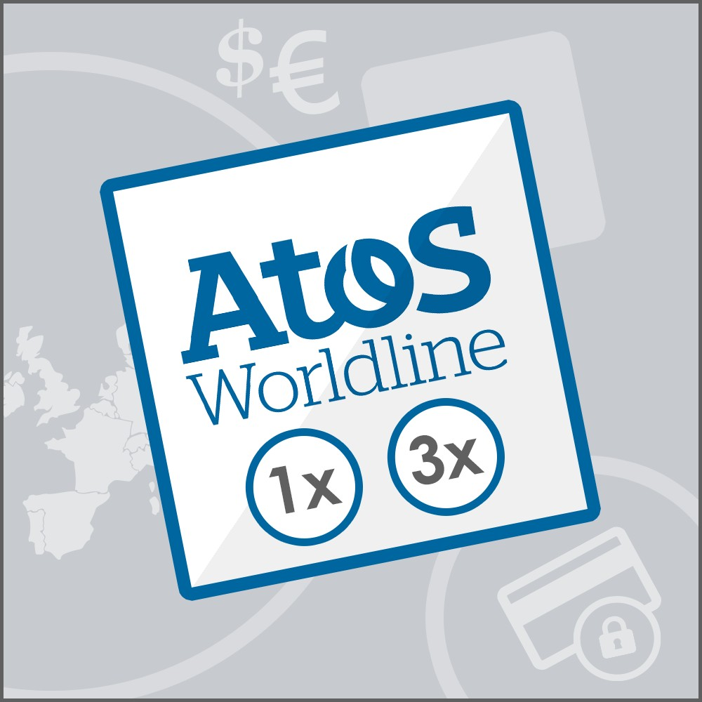 bundle - Die Topangebote der Stunde – Jetzt sparen! - SIPS 1x 3x Atos Worldline (Pack) - 1