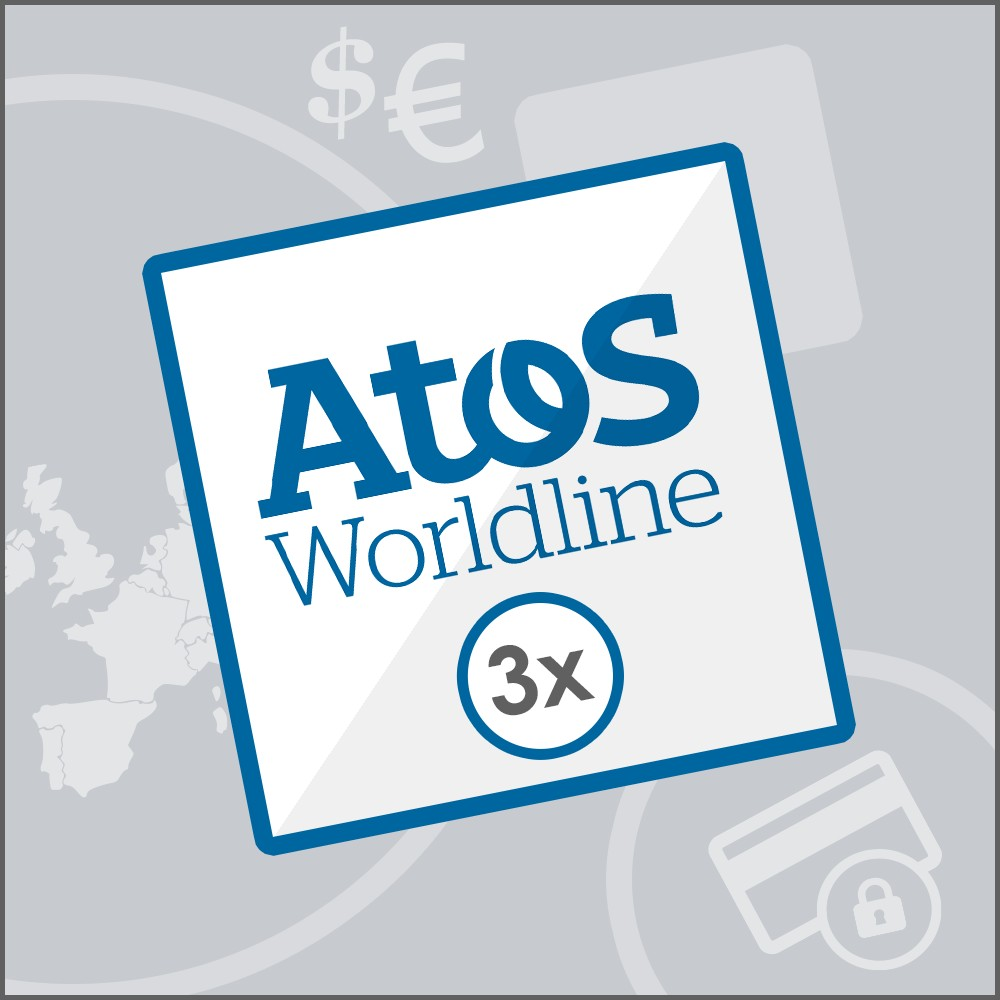 bundle - Current offers – Make great savings! - SIPS 1x 3x Atos Worldline (Pack) - 1