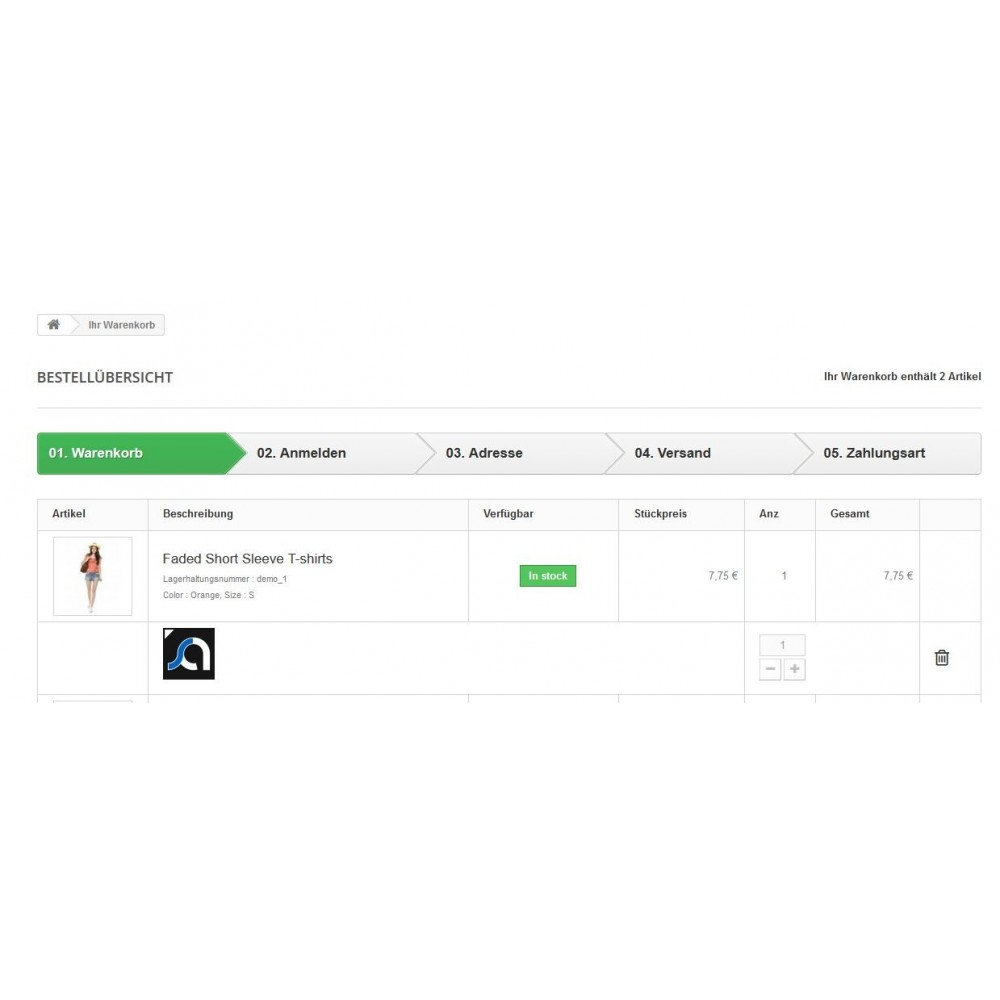 module - Dodatkowe informacje & Zakładka produktu - Move Customization Fields to the Top - 4