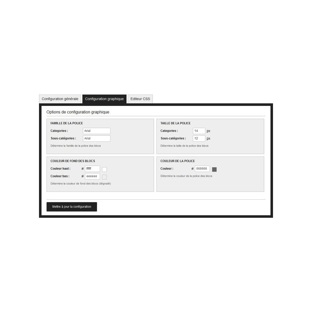 module - Front office features - Responsive Homepage Categories - 4