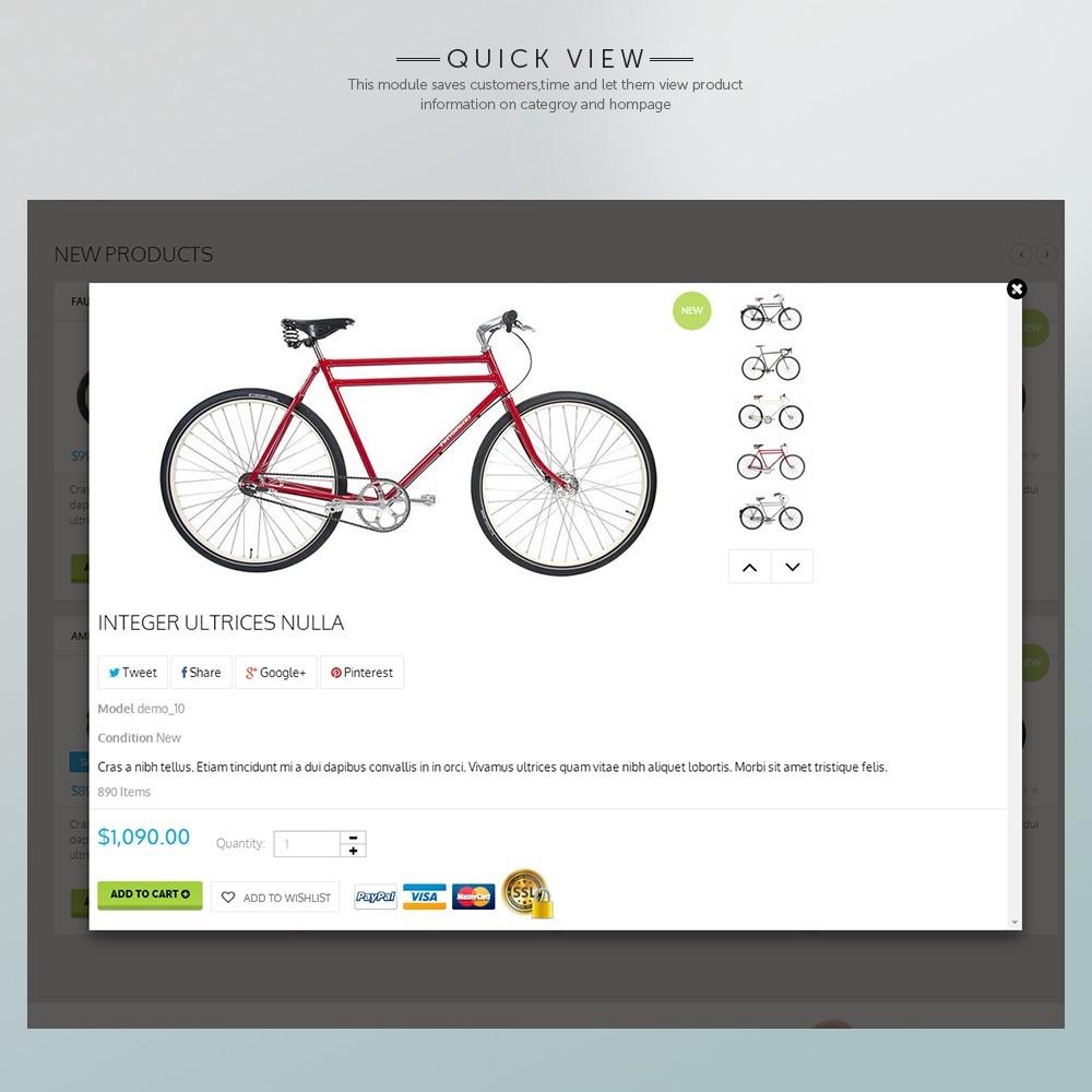 theme - Sports, Activities & Travel - Super Bike - 4