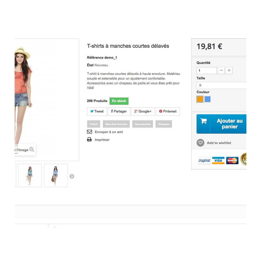 module - SEO (Suchmaschinenranking) - Display product tags / ArtiTags - 7