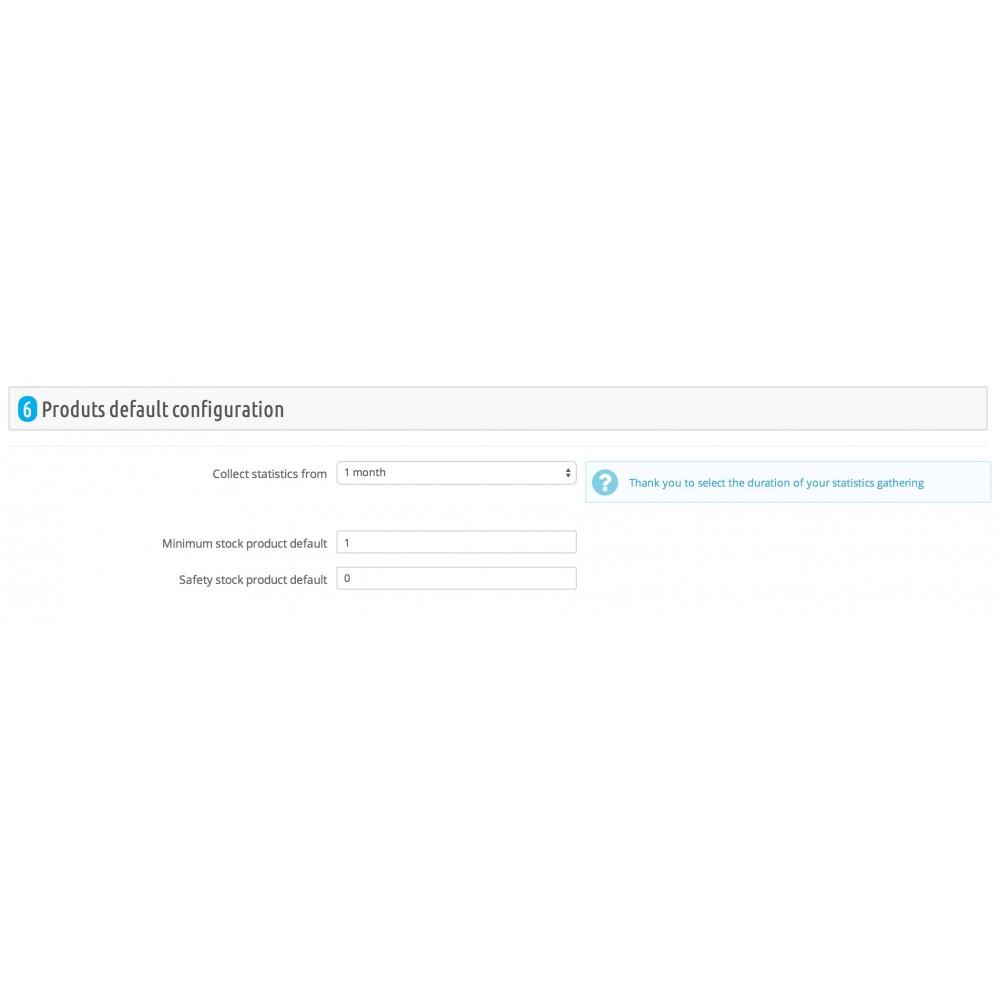 module - Соединение с внешней программой (CRM, ERP...) - My Easy ERP - 24