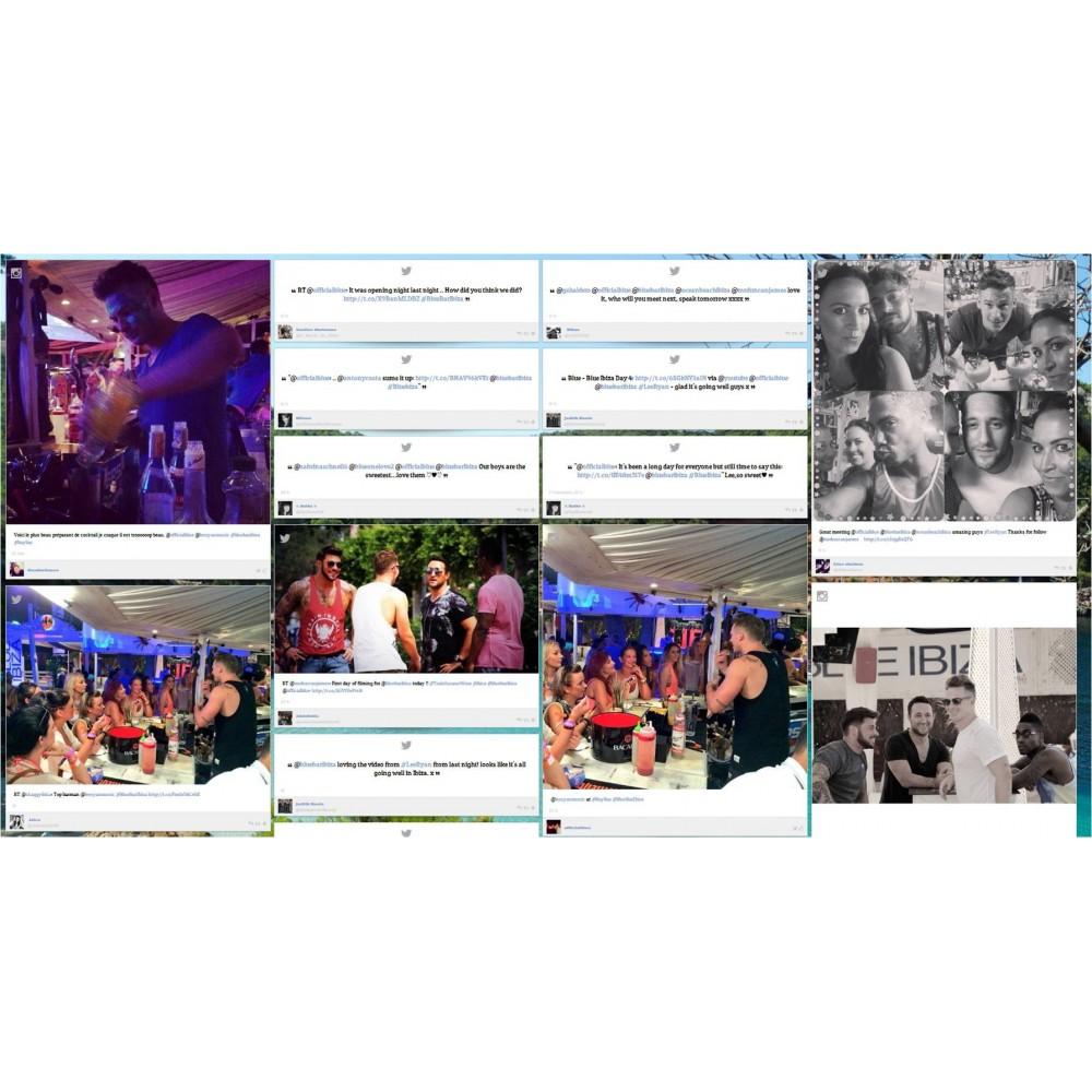 module - Widgets réseaux sociaux - Dialogfeed, affichez un social wall sur votre site - 4