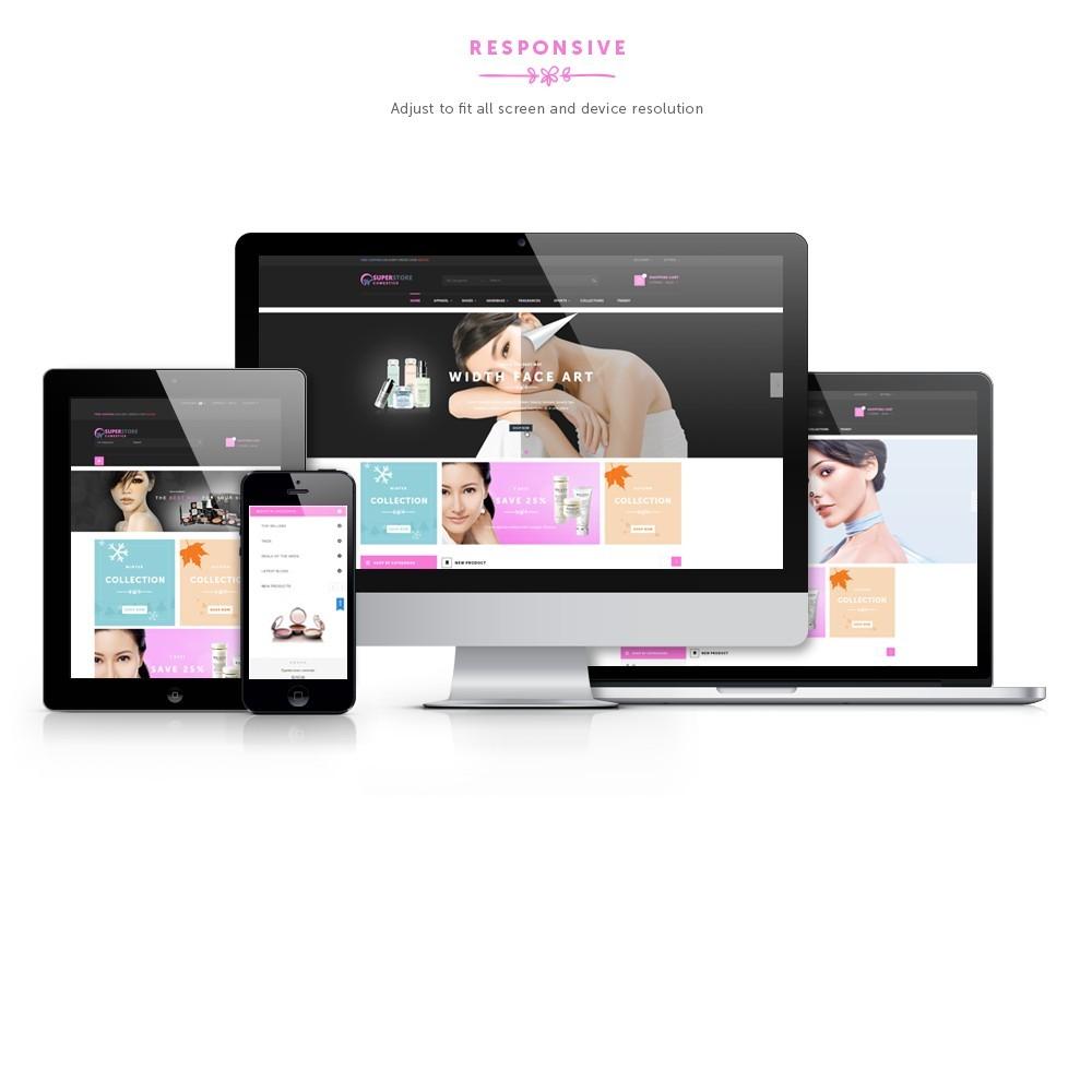 theme - Salud y Belleza - Cosmetic Shop - 1