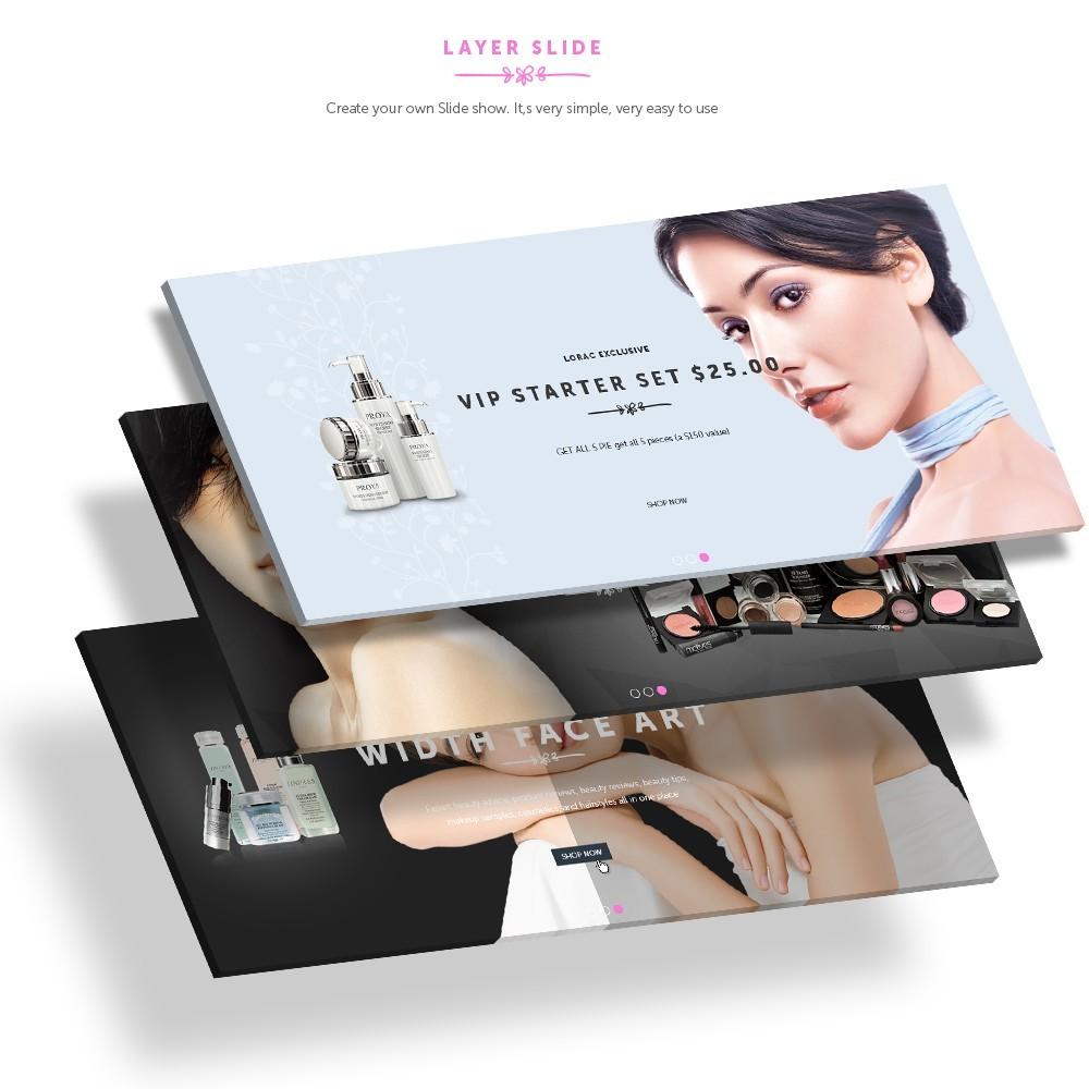 theme - Salud y Belleza - Cosmetic Shop - 4