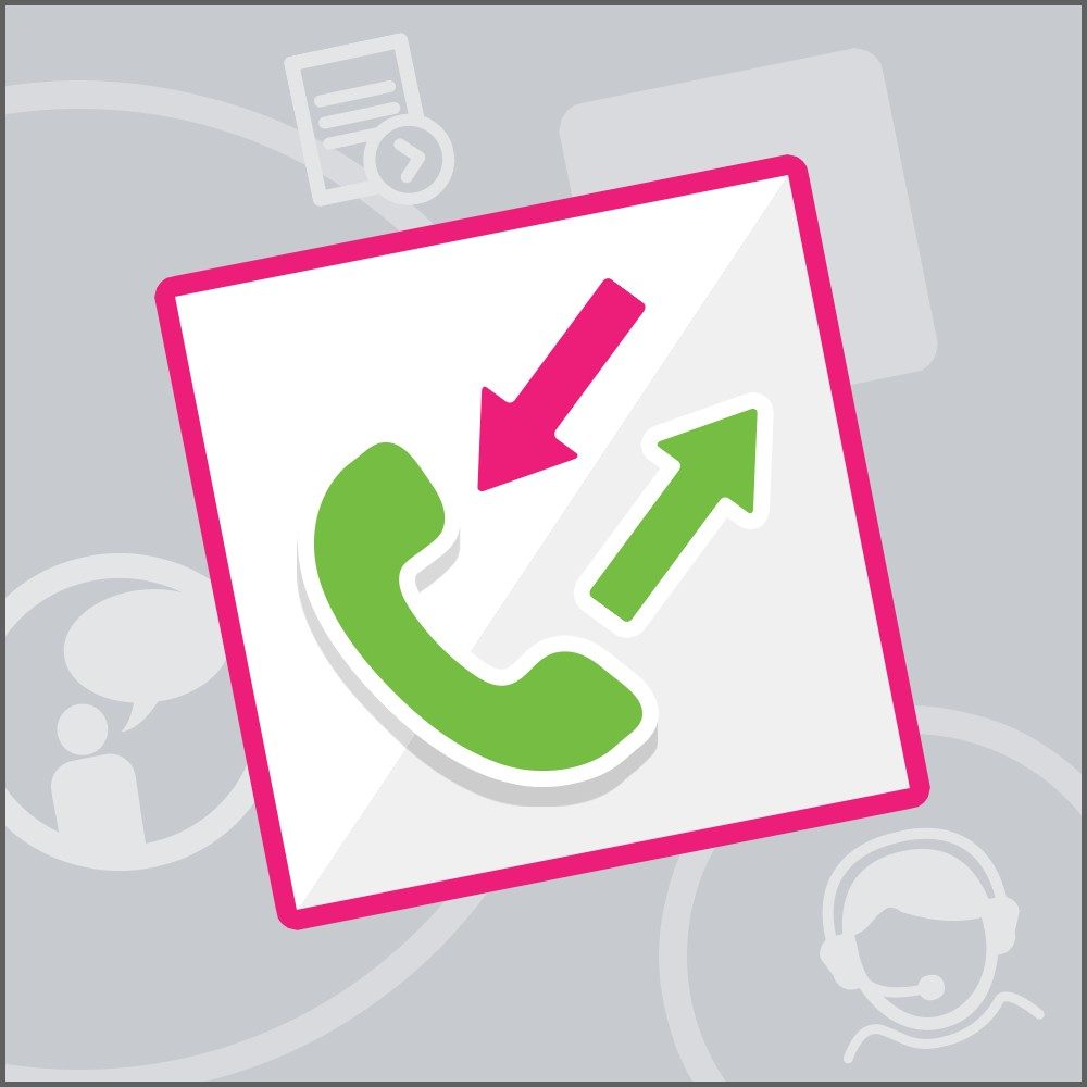 module - Support & Online Chat - Call Back - 1