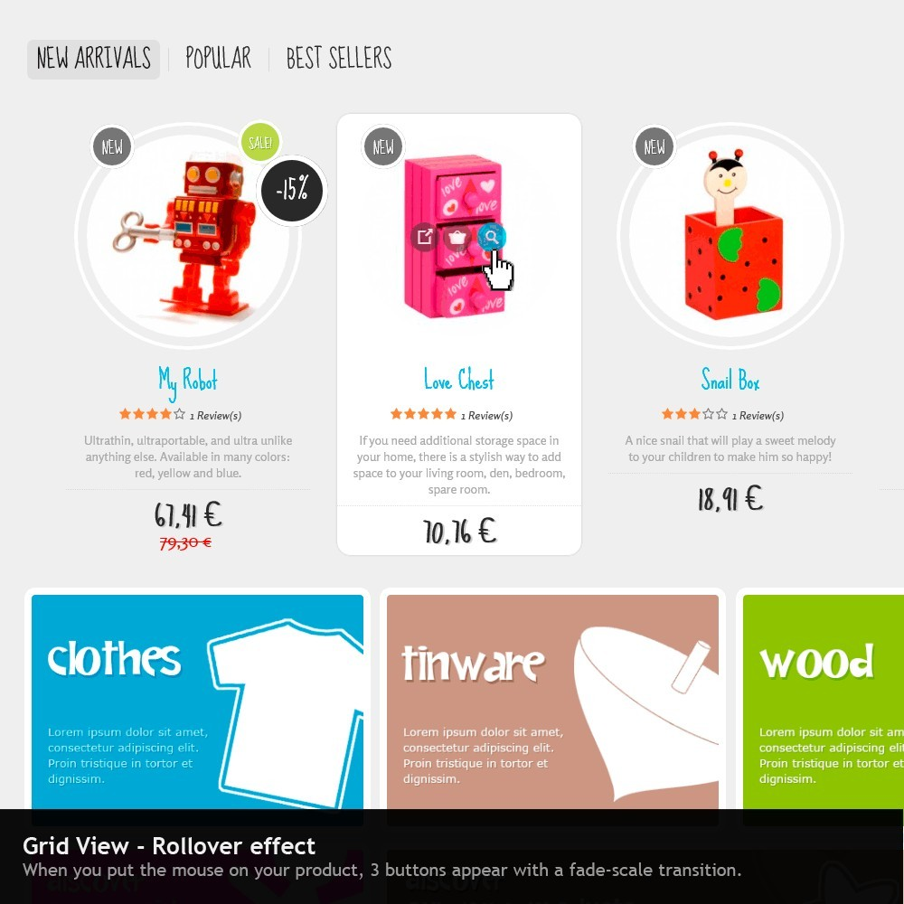 theme - Kids & Toys - Tender Responsive - 3