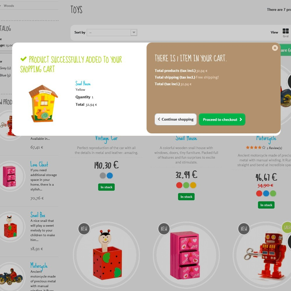 theme - Kids & Toys - Tender Responsive - 7