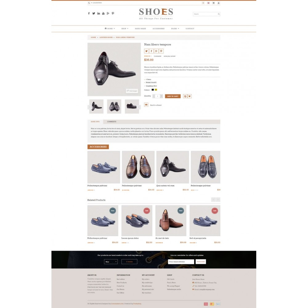 theme - Mode & Schuhe - JMS Shoes - 6