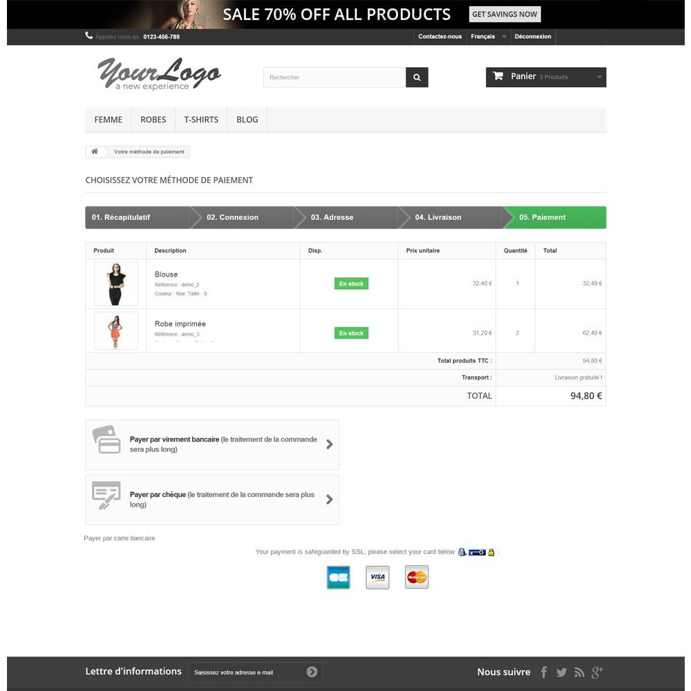 bundle - Les offres du moment - Faites des économies ! - SIPS paiement 1x et 3x Atos Worldline (Pack) - 5