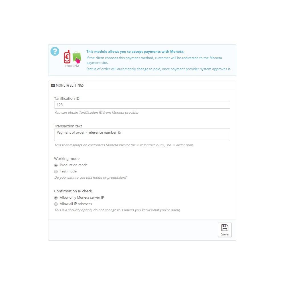 module - Formas de Pagamento Alternativas - Moneta - 4
