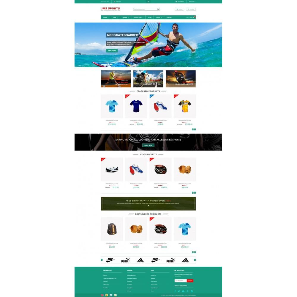 theme - Sports, Activities & Travel - JMS Sport - 8