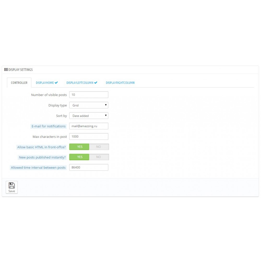 module - Opiniões de clientes - Testimonials with avatars - 2