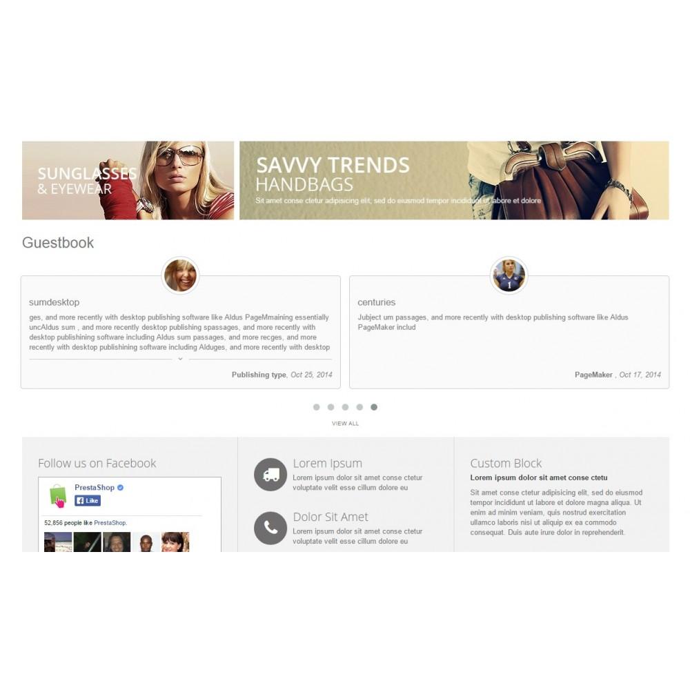module - Opiniões de clientes - Testimonials with avatars - 6