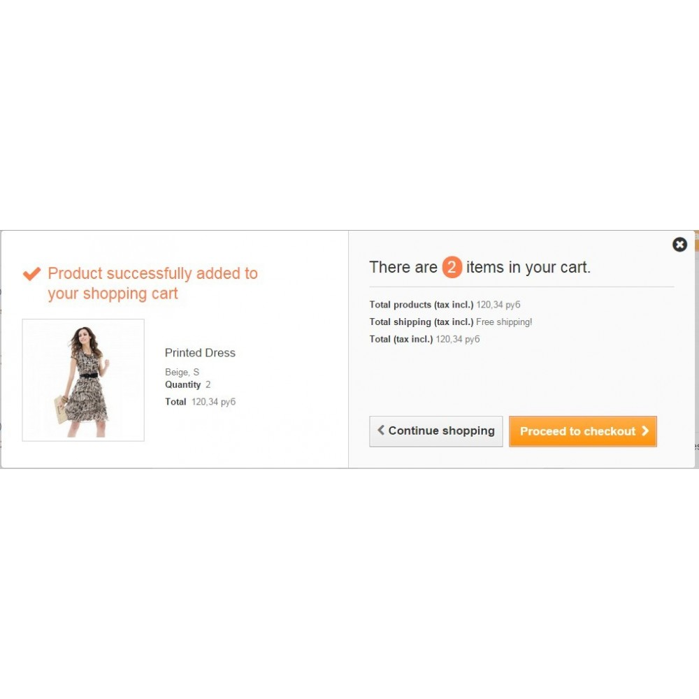 theme - Moda & Obuwie - Fashion Fox Prestashop 1.6 Responsive - 7