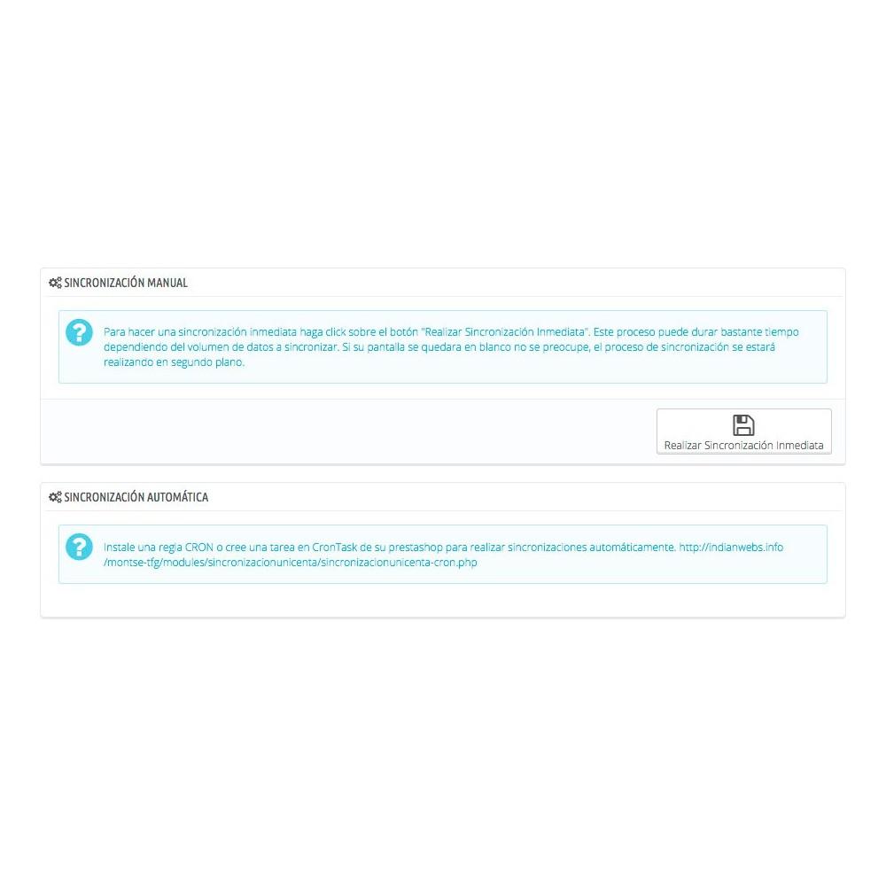 module - Point of Sale (POS) - Synchronizer Prestashop - uniCenta - 3