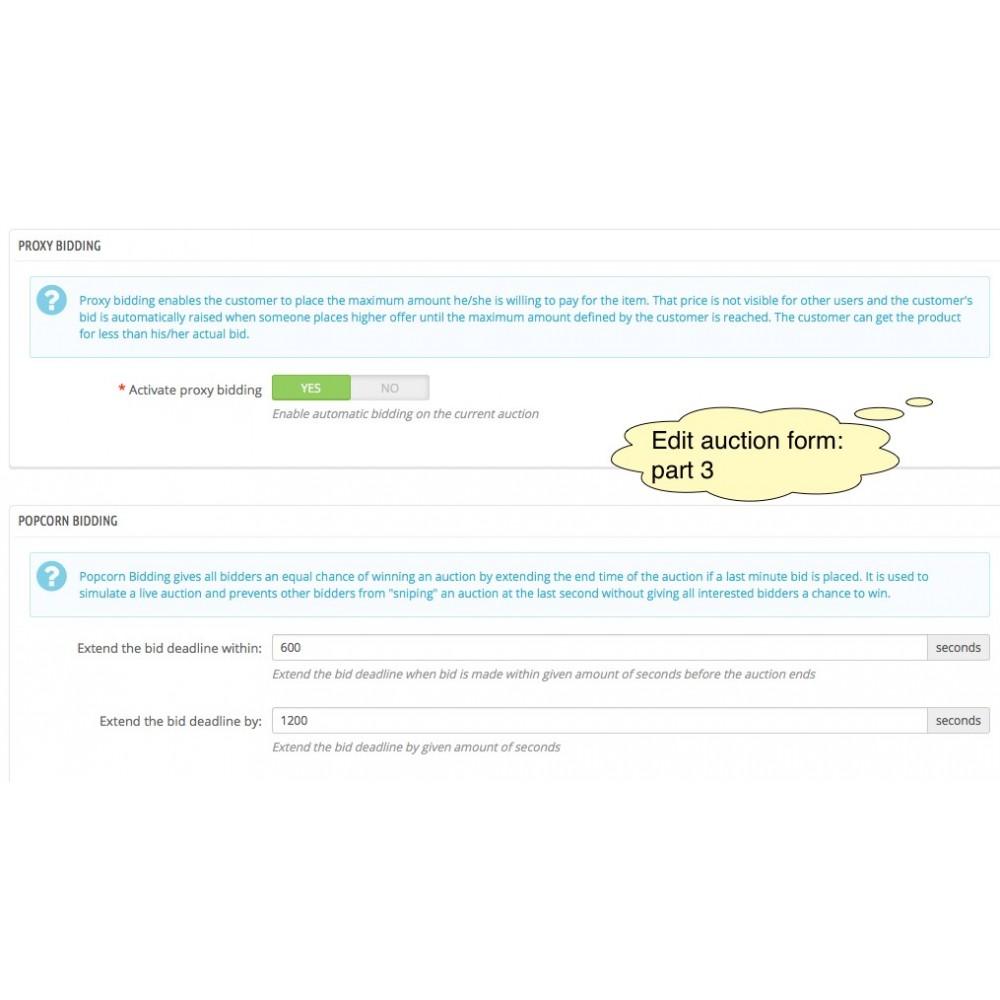 module - Zbuduj stronę aukcyjną - Auctions - 17