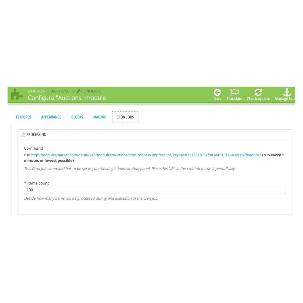 module - Zbuduj stronę aukcyjną - Auctions - 23