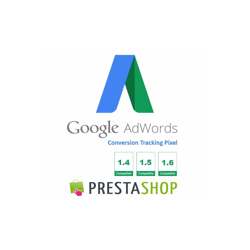 module - Informes y Estadísticas - Google AdWords Conversion Measurement (Tracking Pixel) - 1