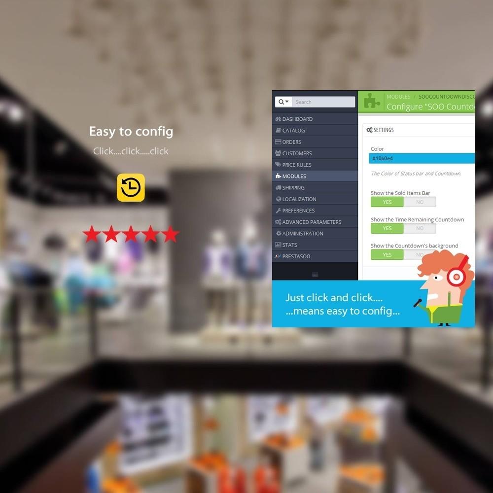 module - Закрытых и рекламных распродаж - SOO Countdown Discounts - 3